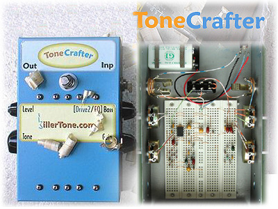 Serious tools...for serious tone!--ToneCrafter